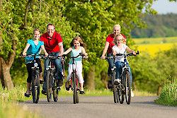 Radtouren in und um Gotteszell in Bayern